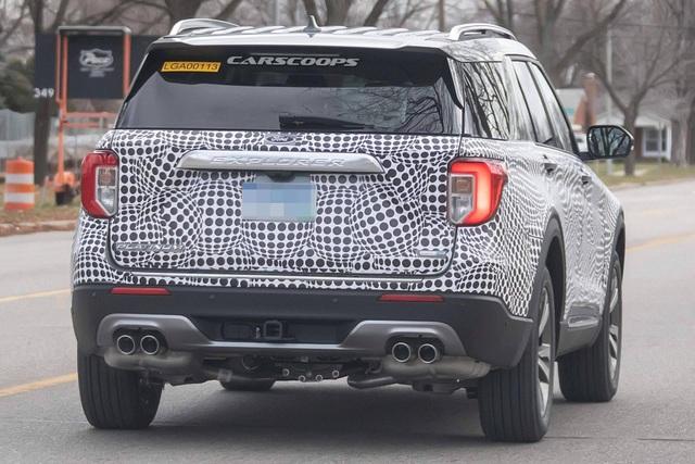 Hé lộ hình ảnh nội thất Ford Explorer thế hệ mới - 7