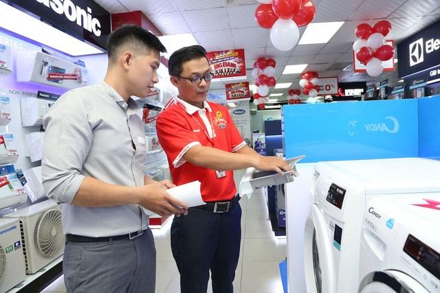 Hàng trăm thương hiệu điện máy giảm giá cực lớn tại Nguyễn Kim - 2