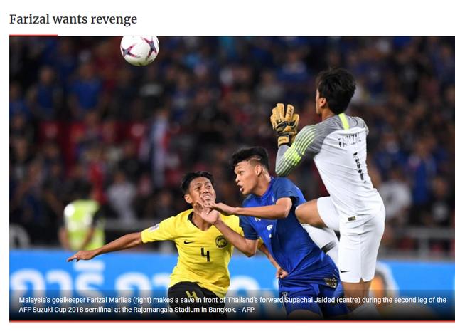 Đội tuyển Malaysia muốn phục thù Việt Nam