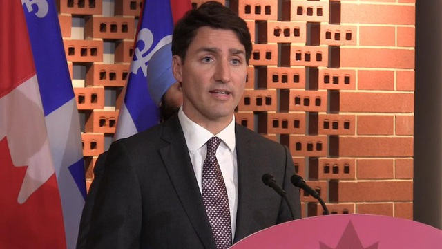 Thủ tướng Canada khẳng định vụ bắt giữ không mang mục đích chính trị. (Ảnh: CBS)