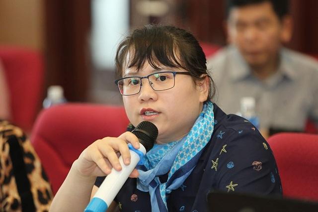Tôn Nữ Ngọc Hân, Chủ tịch Hội sinh viên Việt Nam tại Thái Lan