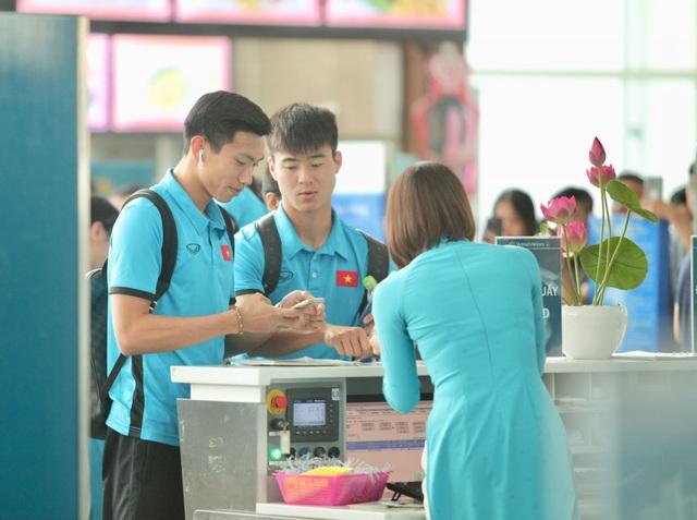 Bộ đôi trung vệ thép Quế Ngọc Hải và Duy Mạnh của đội tuyển Việt Nam