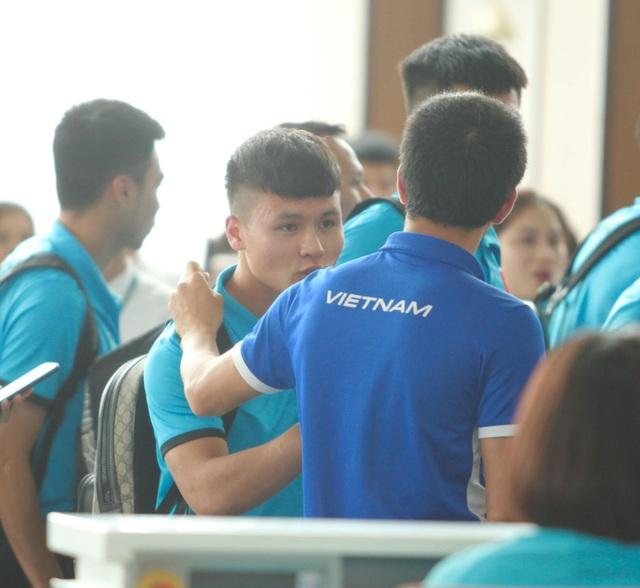 Quang Hải là cầu thủ được chú ý nhiều nhất sau trận đấu với Philippines hôm qua