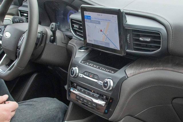 Hé lộ hình ảnh nội thất Ford Explorer thế hệ mới - 3