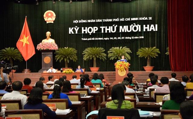 Chủ tịch HĐND TPHCM Nguyễn Thị Quyết Tâm đề nghị UBND TP giải quyết vấn đề khiếu nại tại Khu đô thị mới Thủ Thiêm đảm bảo hài hòa lợi ích Nhà nước, nhân dân và nhà đầu tư