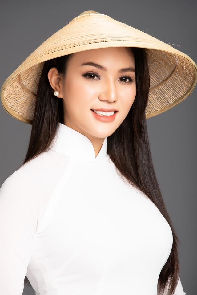 Trần Thị Giao Linh đại diện Việt Nam thi Hoa hậu Du lịch Quốc tế 2018 - 1