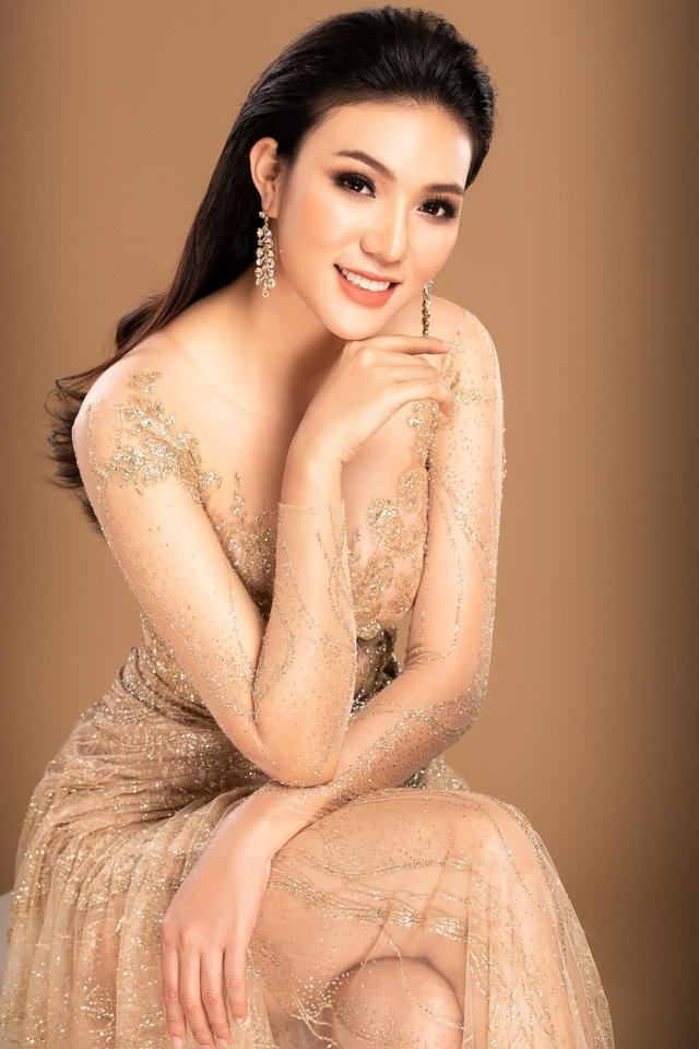 Trần Thị Giao Linh đại diện Việt Nam thi Hoa hậu Du lịch Quốc tế 2018 - 3