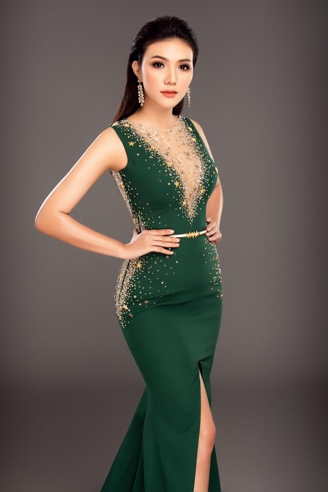 Trần Thị Giao Linh đại diện Việt Nam thi Hoa hậu Du lịch Quốc tế 2018 - 4