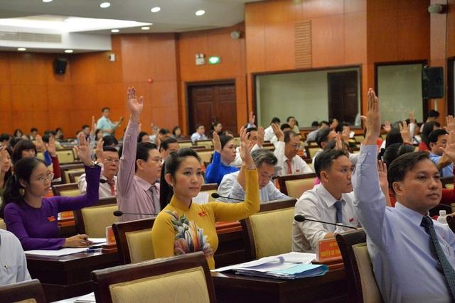 Kỳ họp thứ 12 HĐND TPHCM khóa IX kéo dài 4 ngày làm việc, thông qua 23 nghị quyết, với nhiều nội dung quan trọng