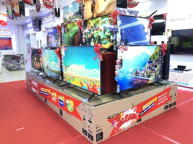 Hàng trăm thương hiệu điện máy giảm giá cực lớn tại Nguyễn Kim - 3