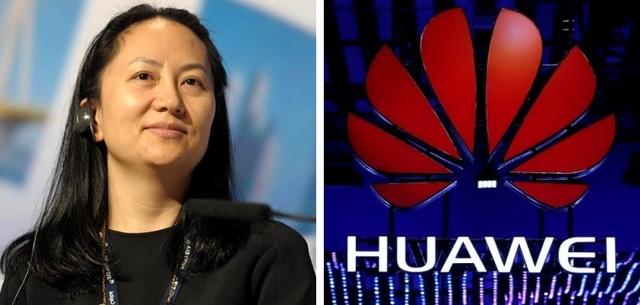 Bà Meng là giám đốc tài chính Huawei. (Ảnh: CBC)