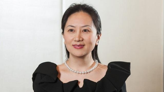 Bà Meng là con gái nhà sáng lập Huawei. (Ảnh: SCMP)