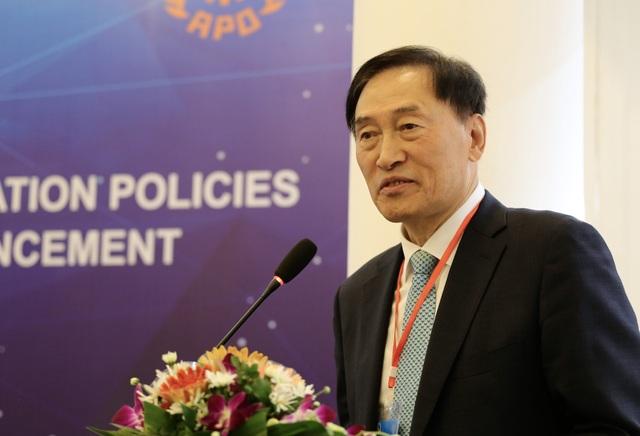 Ông Youngrack Choi - Viện nghiên cứu Chính sách khoa học và công nghệ Hàn Quốc