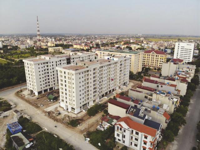 Dự án P.H Center Hưng Yên đã được hoàn thiện
