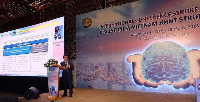 TS.BS Nguyễn Huy Thắng, Chủ tịch Hội Đột quỵ Tp. HCM chia sẻ những góc nhìn mới trong phòng ngừa đột quỵ