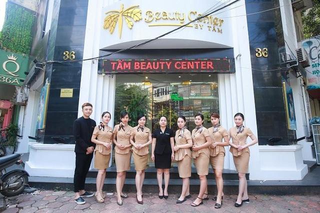 Beauty Center, địa chỉ phun thêu điêu khắc lông mày đẹp và uy tín - 1