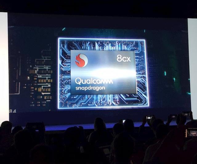 Máy tính mỏng nhẹ như điện thoại dùng vi xử lý Qualcomm sẽ có từ Quý 3/2019 - 2