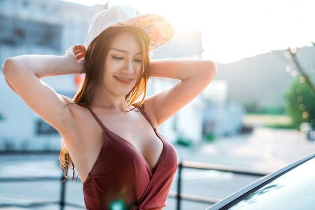 Tuy nhiên, Thu Hương khẳng định không quan tâm đến những ý kiến trái chiều đó.
