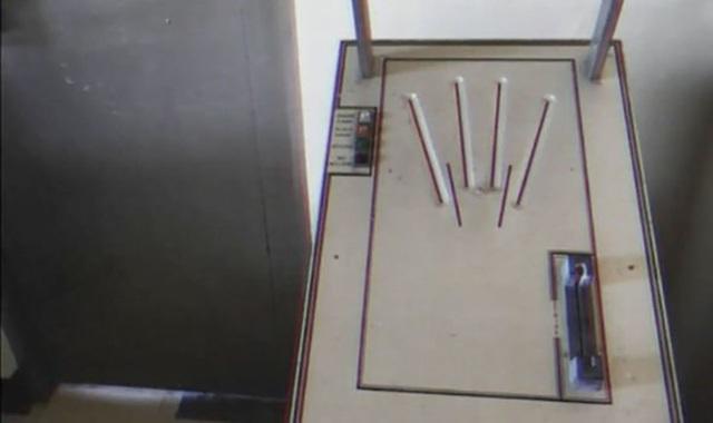 Bob Lazar khẳng định đây chính là máy quét ở cửa ra vào khu vực ông từng làm tại Vùng 51.