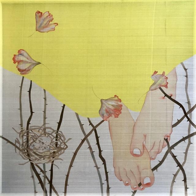 Hơi thở đương đại trong các tác phẩm tham gia triển lãm Art In The Forest 2018.
