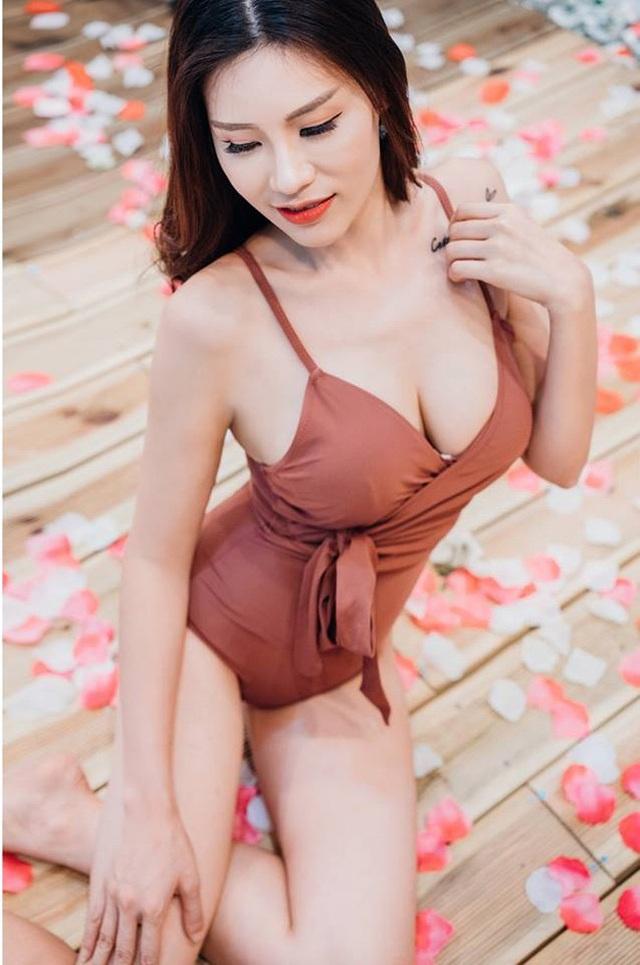 Cô nàng là Thu Hương (tên tiếng Hàn là Lee Ka Hee), quê Hải Dương.