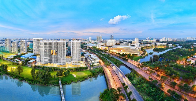 Đô thị có quy hoạch bài bản, đầy đủ chức năng để tạo hệ sinh thái khép kín phục vụ cư dân tại Việt Nam chưa phổ biến