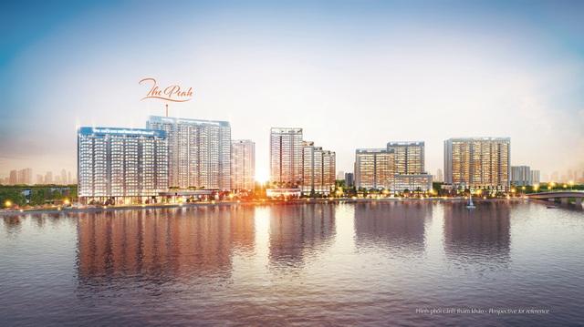 """Khu phức hợp Phú Mỹ Hưng Midtown là công trình nhà ở đang rất đình đám trên thị trường về thiết kế vượt trội và cả cách bán hàng """"chọn người mua"""" khác biệt"""