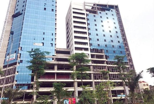 Hà Nội sẽ di dời 8 sở ngành ra khu liên cơ nằm trên đường Võ Chí Công. (Ảnh: TPO)