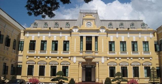 Trụ sở UBND thành phố Hải Phòng