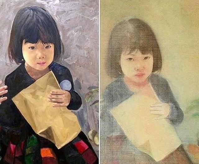 Cách đây không lâu, vụ tranh lụa giả chữ ký của cố họa sĩ Vũ Giáng Hương gây ồn ào trong giới mỹ thuật.