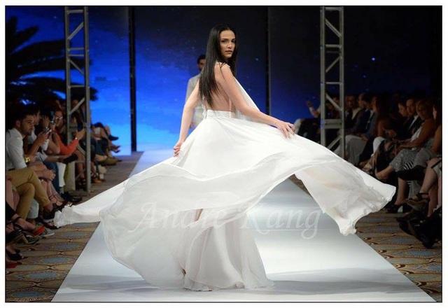 Vẻ đẹp gợi cảm của tân hoa hậu Siêu quốc gia - 9