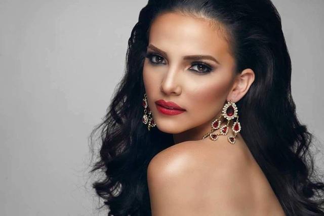 Vẻ đẹp gợi cảm của tân hoa hậu Siêu quốc gia - 10