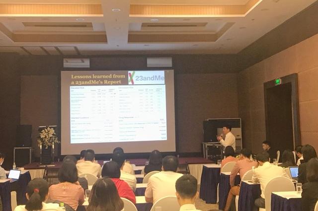 Nghiên cứu giải mã gen người Việt được đầu tư 4,5 triệu đô la Mỹ - 2