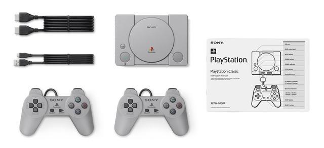 Sony hồi sinh PlayStation One với giá 2,9 triệu đồng, bán từ 12/12 - 2