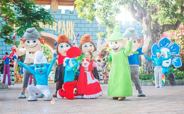 Festive Wonderland – Lễ hội thần tiên tại xứ sở Vinpearl Land - 5