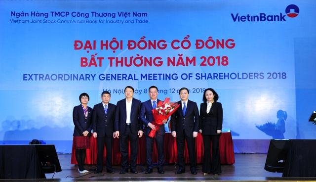 Ra mắt thành viên hội đồng quản trị (HĐQT), ban kiểm soát (BKS) VietinBank nhiệm kỳ 2014-2019
