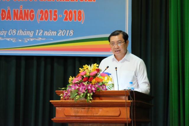 Ông Huỳnh Đức Thơ - Chủ tịch UBND TP Đà Nẵng: Xã hội đen tới nhà dân mà hỏi đến chủ tịch quận, phường không biết là tắc trách