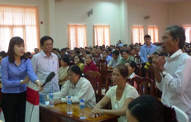 Ông Nguyễn Văn Lợi - xã Long Hưng, huyện Lấp Vò đề nghị lãnh đạo tỉnh Đồng Tháp xem lại chính sách hỗ trợ lãi vay và chi phí xuất khẩu lao động
