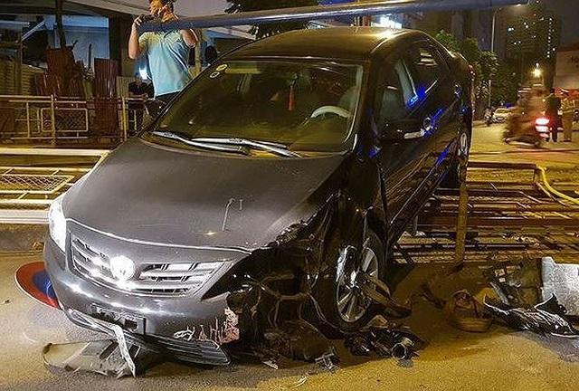 Toyota đã hai lần phải triệu hồi xe Corolla Altis