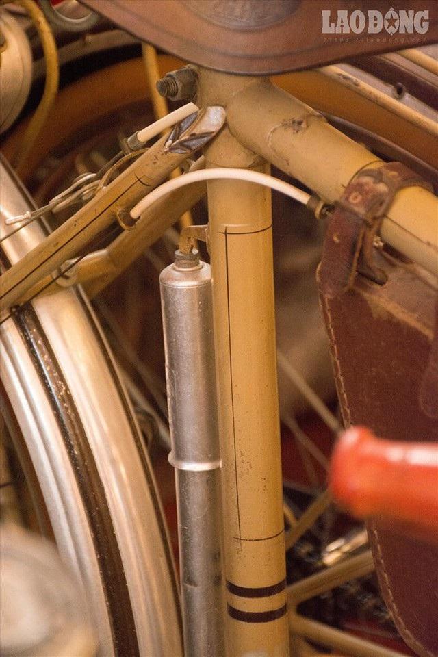 Những chiếc xe đạp Peugeot rất được ưa chuộng bởi mẫu mã đẹp và độc đáo.