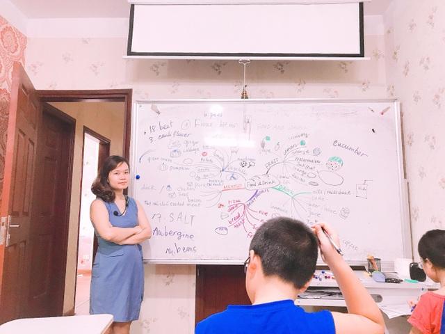 Gặp gỡ nữ giáo viên tiếng Anh trẻ góp phần thay đổi cuộc đời học sinh yếu kém - 5
