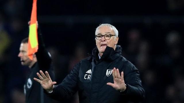 Ranieri đang mang tới sức sống mới cho Fulham