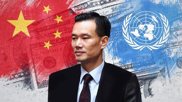 Theo tờ The Independent, có tin đồn rằng Ye là con trai của một trong những người sáng lập Cộng hòa Nhân dân Trung Hoa, được biết đến với cái tên là hoàng tử của Giải phóng quân Nhân dân Trung Quốc (PLA). (Nguồn: Photo illustration/AP Images)