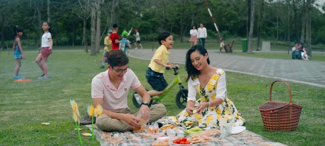 Công viên 6 giác quan là nơi vui chơi ngoài trời lý tưởng cho cả gia đình mỗi cuối tuần