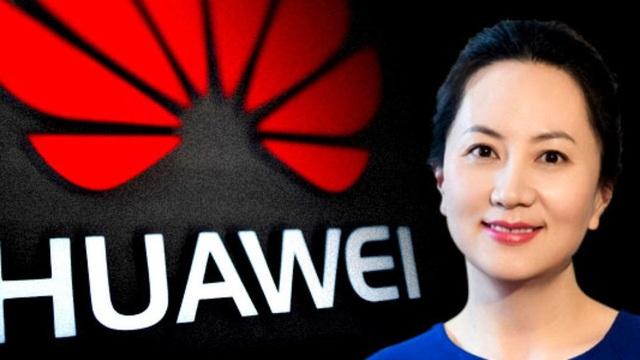 Giám đốc tài chính Huawei Mạnh Vãn Chu (Ảnh: Daily News)