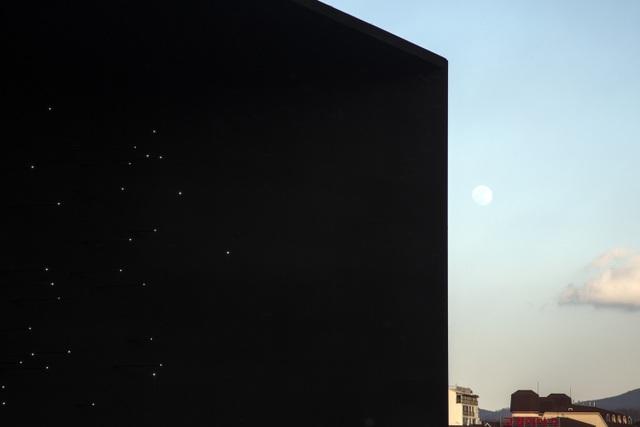 """Cận cảnh công trình kiến trúc """"đen nhất thế giới"""" - 3"""