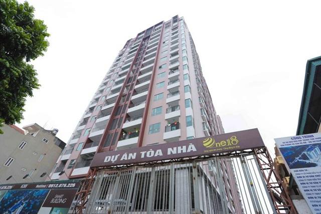 Dự án One 18 sẵn sàng bàn giao căn hộ cho khách hàng vào tháng 1/2019.