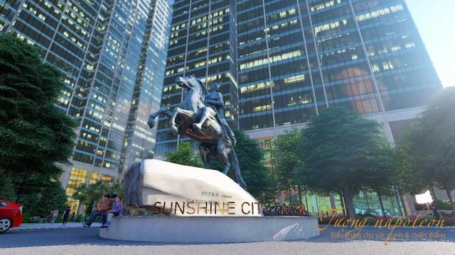 Sunshine City dự án đột phá tại thị trường BĐS Tp.Hồ Chí Minh