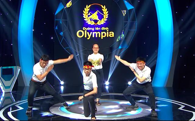 4 thí sinh thi Quý 1 Đường lên đỉnh Olympia