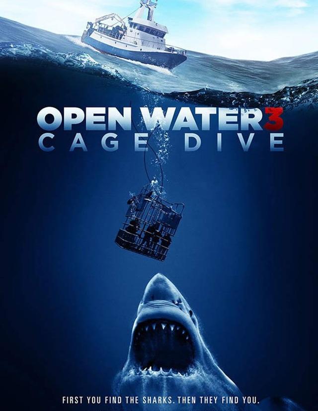 13. Open Water (Trôi dạt - 2003)